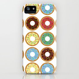 Donuts!! iPhone Case
