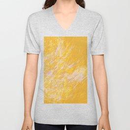 Embrace Sunshine - Minimal Abstraction Unisex V-Neck