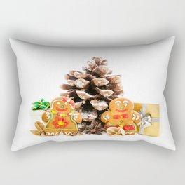 Ginger cookies Rectangular Pillow