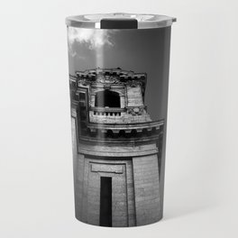 the beholder Travel Mug