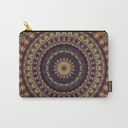 Mandala 252 Carry-All Pouch