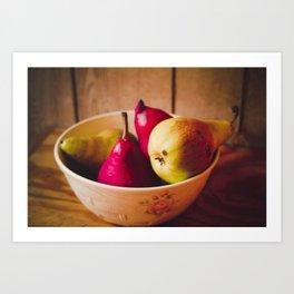 Pears II Art Print
