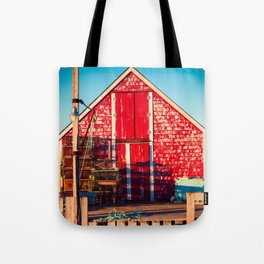 End of Day at Blue Rocks Tote Bag