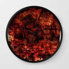 Re-make  Wall Clock