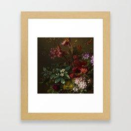 Vintage Botanical No. 2 Framed Art Print