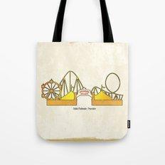 Wonder Wharf Tote Bag