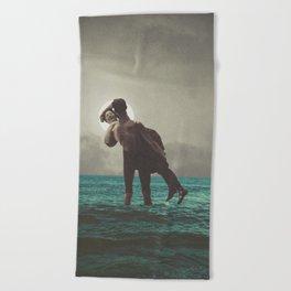 Now I am Alive Beach Towel