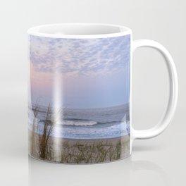 Beautiful golden hour at the beach in 'Punta del Diablo, Uruguay' Coffee Mug