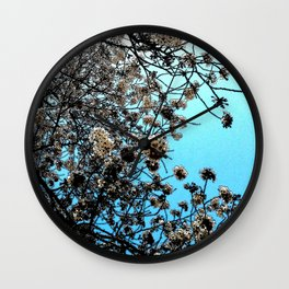 Hana Collection - Hanami Time Wall Clock