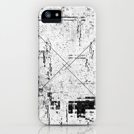 01001001 iPhone Case