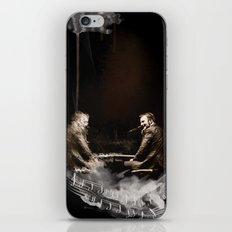 duo gualaZZi iPhone & iPod Skin