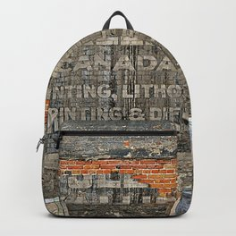 Think Ink Backpack