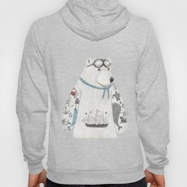 the arctic explorer Hoody