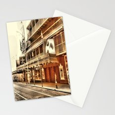 Give My Regards To Broadway Stationery Cards