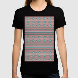 Ethnic Bohemian Style Pattern T-shirt