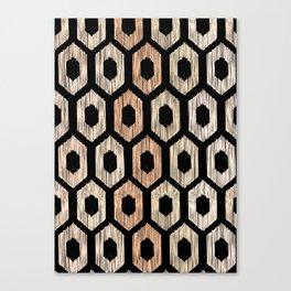 Animal Print Pattern Canvas Print