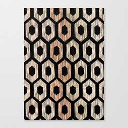Animal Print Pattern Canvas Print