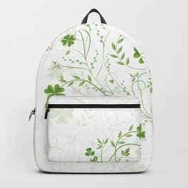 St. Patrick's Day Irish Blessing Backpack