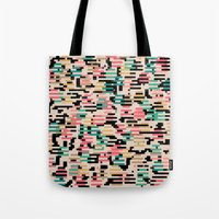 depeche mode Tote Bags featuring blending mode by spinL