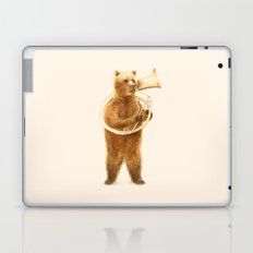 The Bear and its Helicon Laptop & iPad Skin
