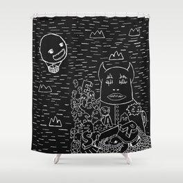 Armada Shower Curtain