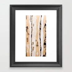 Islands In The Stream Framed Art Print