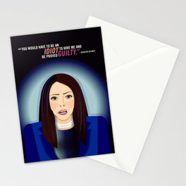 Kathleen Zellner Stationery Cards