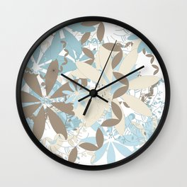 Cochin Remix #2 Wall Clock