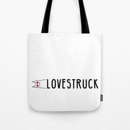 Lovestruck Cat Tote Bag
