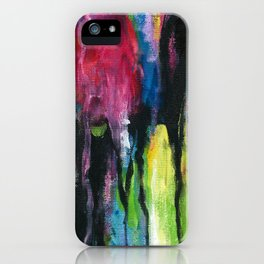 Heart Drops iPhone Case