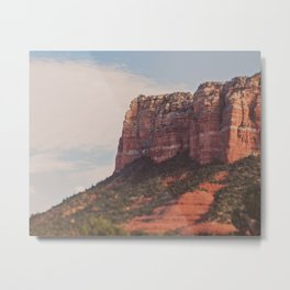 Sedona. Arizona Love Metal Print