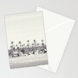 Winter in Santa Barbara  Stationery Cards