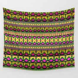 Tribal Stripe Wall Tapestry