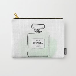 Green Perfume 3 Carry-All Pouch
