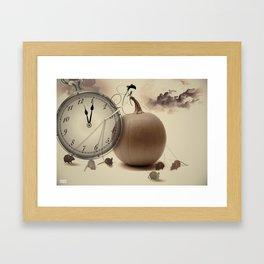 Cendrillon Framed Art Print
