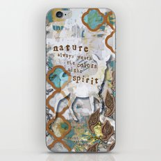 Nature Spirit iPhone & iPod Skin