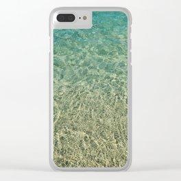 Windansea Water Clear iPhone Case
