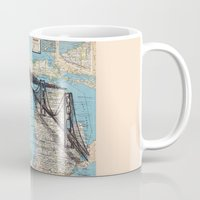 michigan Mugs featuring Michigan by Ursula Rodgers