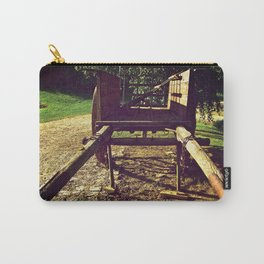 Country Wheels Carry-All Pouch