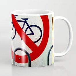 No bikes Coffee Mug