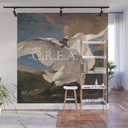 C.R.E.AM. Wall Mural