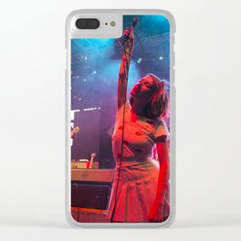 July Talk Clear iPhone Case