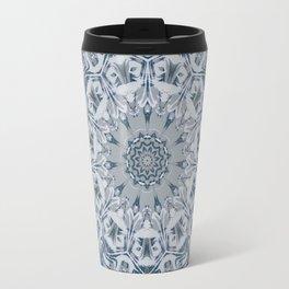 Ava Mandala Design Travel Mug