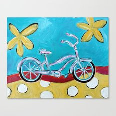Let's Go for a Ride! Canvas Print