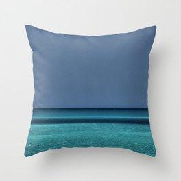 The Beautiful Calm Throw Pillow