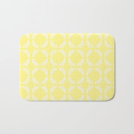 Canary Arts and Crafts Butterflies Bath Mat