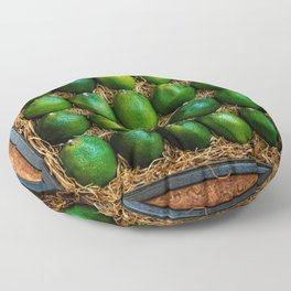 Box of Limes Floor Pillow