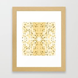 Sleek Allure Framed Art Print