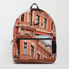 paint city  Backpack