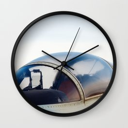CF-116 Freedom Fighter Wall Clock